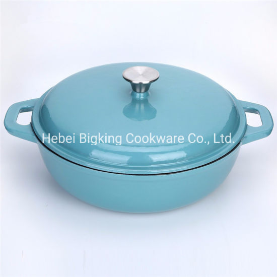 China Metal Enamel Ware Casserole Cooking Pot China Casserole China Dutch Oven