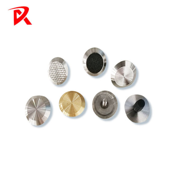 China Blind Road Stud Stainless Steel Tactile Nail Blind Nail
