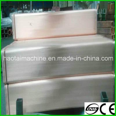 China Copper Mould Tube Copper Mould CCM Mould