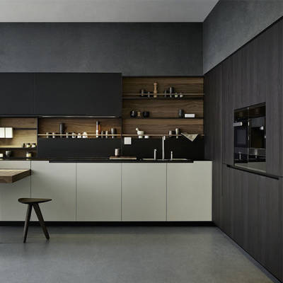 China New Kitchen Cupboards Glazing Kitchen Cabinets Kitchen