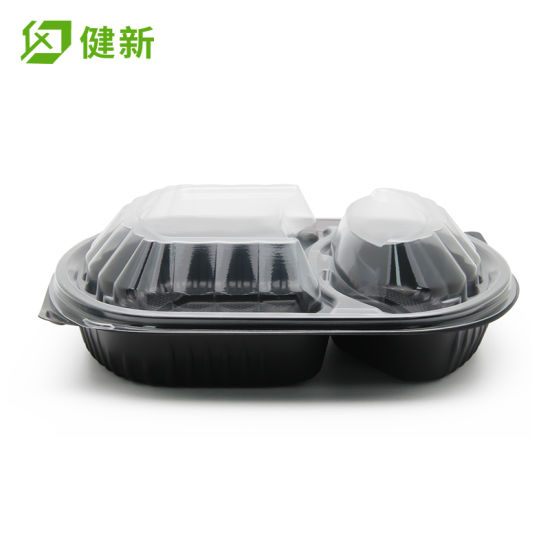 China Takeaway Food Container Plastic Take Away Box Disposable Tableware