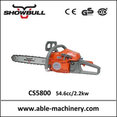 China Garden Machinery Chain Saw Chainsaw