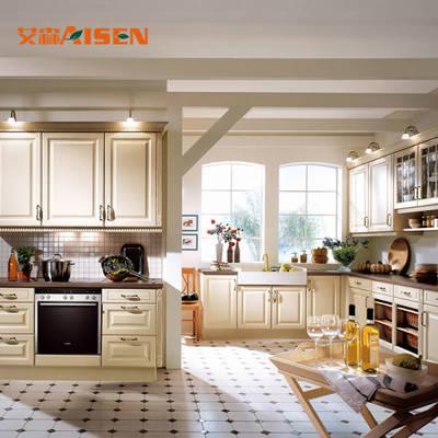 China Pvc Kitchen Cabinet Kitchen Cabinet Custom Kitchen Cabinet