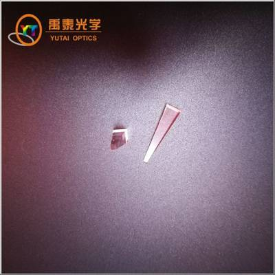 China Optical Light Pipe Prism Light Pipe Prism Tapered Light Pipe Prism