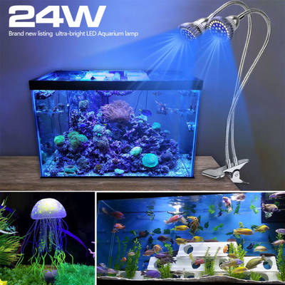 China LED Aquarium Light Aquarium Light LED Blue Light Aquarium