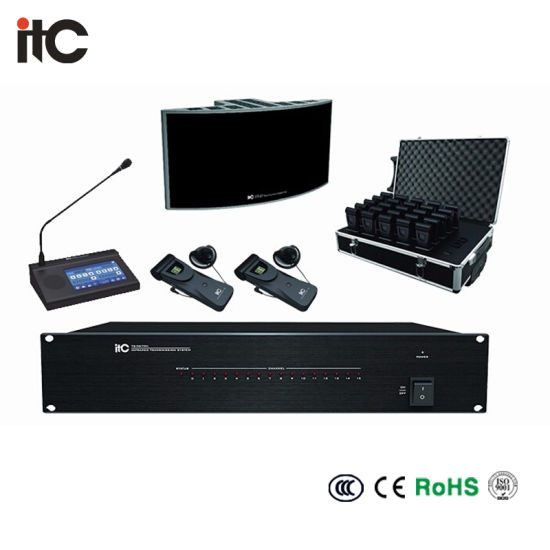 China Audio Conference System Professional Amplifier Commercial Audio