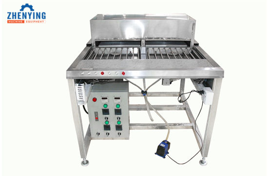 China Rubber PVC Microinjection Label Machine