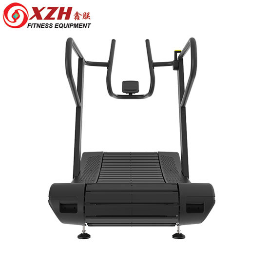 China Woodway Treadmill Curve Treadmill Fitness Treadmill