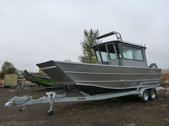 China Boat Fishing Boat Aluminum Boat
