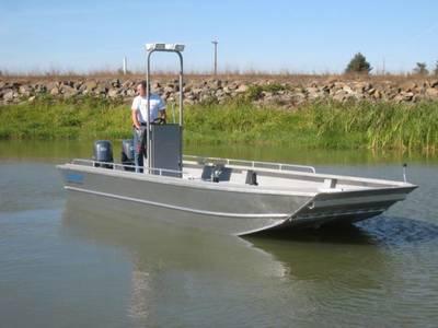 China Boat Fishing Boat Aluminum Boat