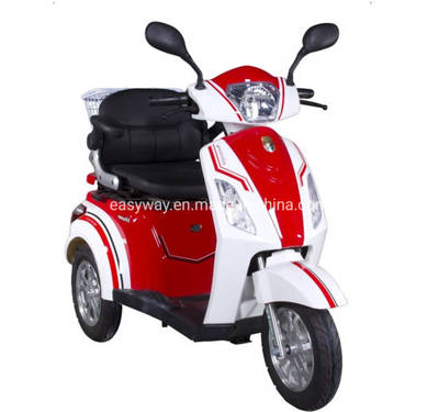 China 3-Wheel Mobility Scooter 3-Wheel Hot Sell Scooter with 1000W Motor 3-Wheel Electric Scooter 20