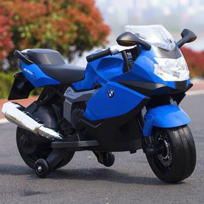 China Electric Ride on Car Baby Ride on Bike Baby Electric Motor Bike