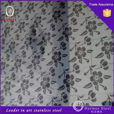 China Stainless Steel 304 Photo Etching Screen Etched Stainless Steel Sheet Stainless Steel