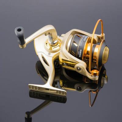 China Fishing Tackle Metal Spinning Wheel Fish Reel
