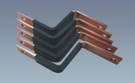 China Copper Busbar Conductive Bus Bar Ti Clad Busbar