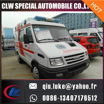 China Diesel ICU Ambulance Ambulance Car Price China Ambulance China Toyota Ambulance