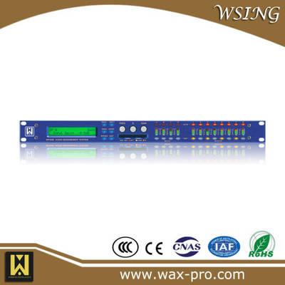 China Digital Audio Processor Processor Amplifier
