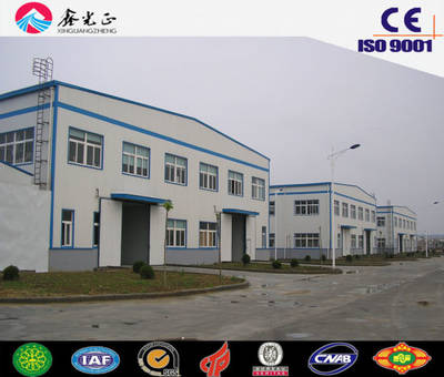 China Chinese Steel Structure Sandwich Panel Project Factory  China Steel Structure Warehouse China