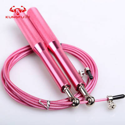 China Speed Rope Speed Jump Rope Speed Steel Wire Skipping Jump Rope