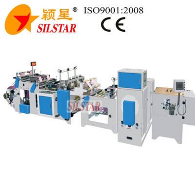China Automatic Bag Making Machine Bag Making Machinery Biodegradable Bag Making Machine