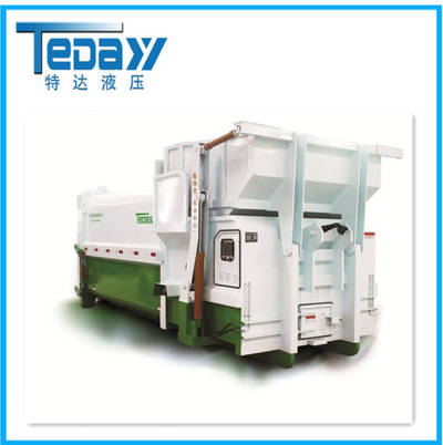 Hydraulic Cylinder,Garbage Compression Station,Mobile