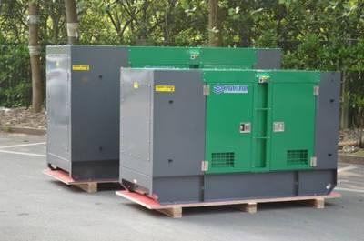 China Diesel Generator Power Generator Electric Generator