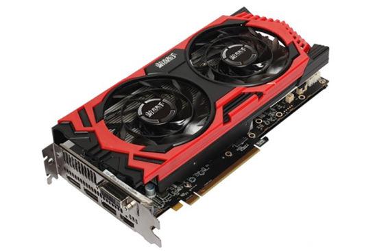 China Rx570 Rx470 GPU Card