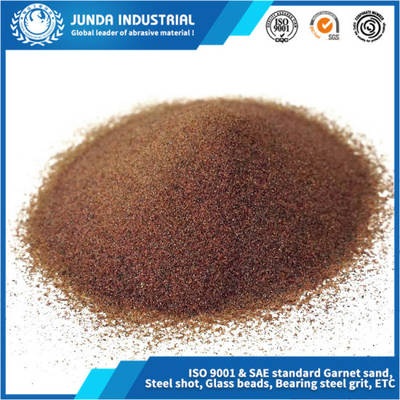 China Wholesale Blasting Media SBlasting Garnet Blasting Garnet