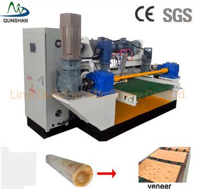 China Plywood Veneer Peeling Machine Veneer Machine of Plywood Machine Veneer Peeling Lathe