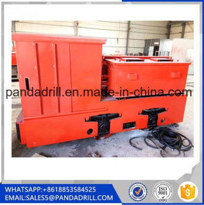 China Locomotive Electric Battery Locomotive Battery Locomotive