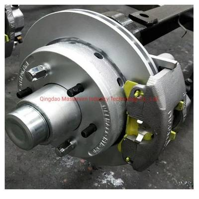 China Trailer Axle Torsion Axle Boat Trailer Axle