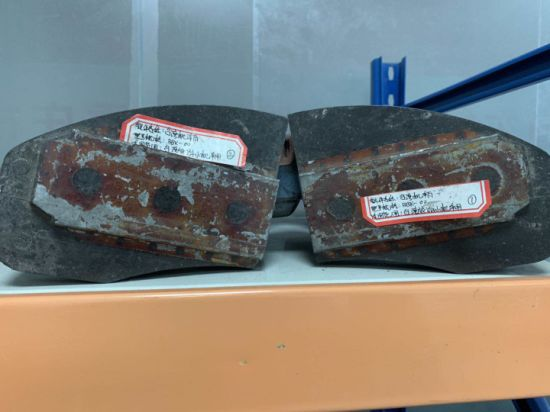 China Brake Shoe Brake Block Rolling Stock Brake