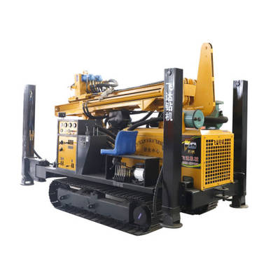China Drilling Machine Drilling Rig Rotary Drilling Rig