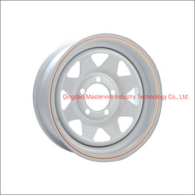 China Steel Wheels Rims Trailer Wheel