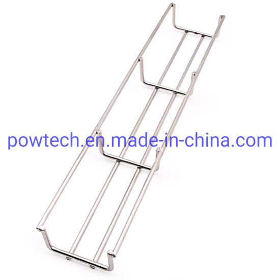 China Cable Tray Wire Mesh Cable Tray Cable Ladders