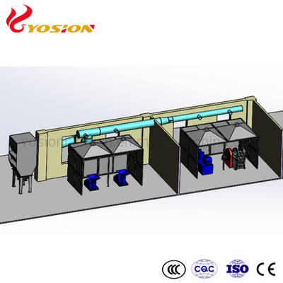 China Dedusting System Dust Removal System Filter