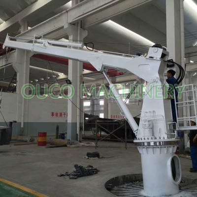 China Marine Crane Hydraulic Crane Electrical Crane