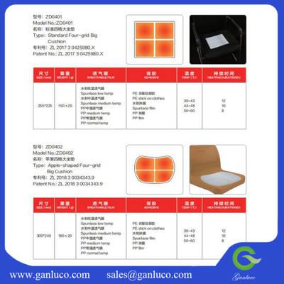 China Warm Patch Heat Pad Warmer