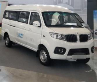 China Electric Vehicle Electric Van Electric Minibus