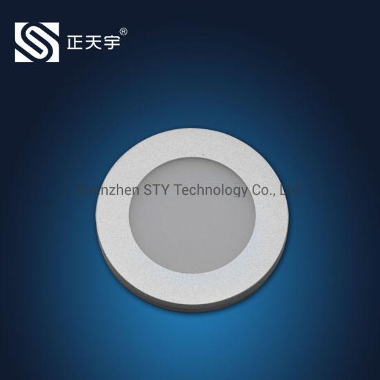 China LED Puck Light LED Counter Light Under Cabinet Light