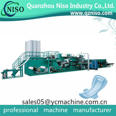 China Always Sanitary Napkin Machine Sanitary Napkin Machine Stayfree Sanitary Napkin Machine
