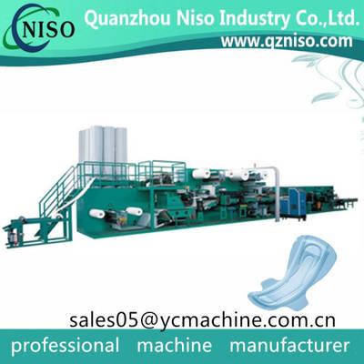 China Always Sanitary Napkin Machine Sanitary Napkin Machine Stayfree Sanitary Napkin Machine