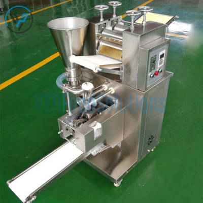 China Pot Sticker Machine Automatic Dumpling Machine Samosa Machine pictures & photos