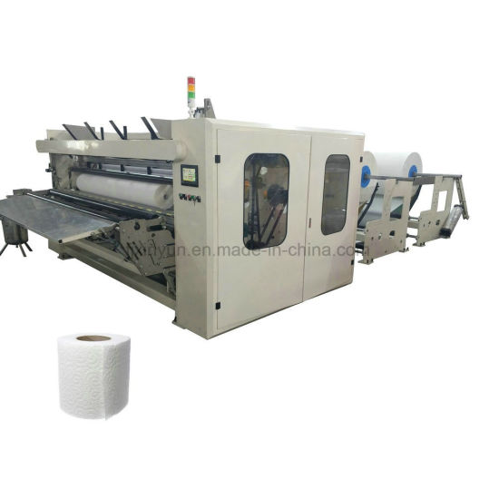 China Toilet Paper Machine Toilet Paper Manufacturing Machine Toilet Tissue Machine