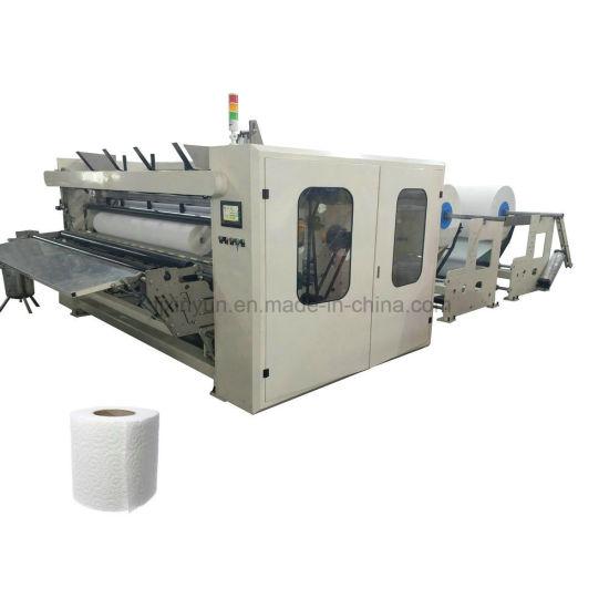 China Toilet Paper Machine Toilet Paper Manufacturing Machine Toilet Tissue Machine