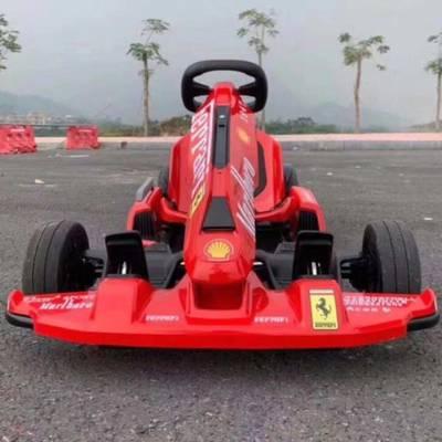 Go Kart Racing Cart Karting Suit Red