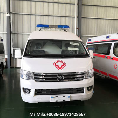 China Mobile Ambulance Ambulance Vehicle Ambulance for Sale