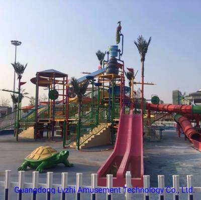 China Water Park Water House Water Park Equipment