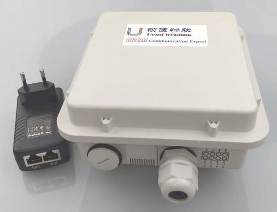 China 3G 4G Lte Data Transmission Outdoor CPE VPN Industry Router