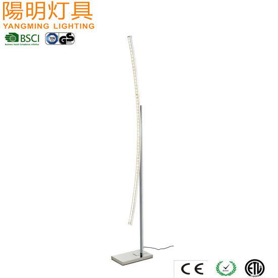 China Creative Floor Lamp LED Strip Standing Lamp LED Floor Light